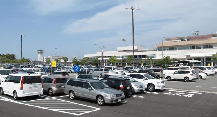 駐車場誘導警備